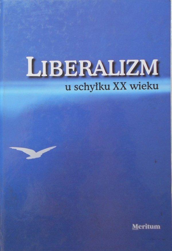 Szacki, Legutko, Szahaj • Liberalizm u schyłku XX wieku