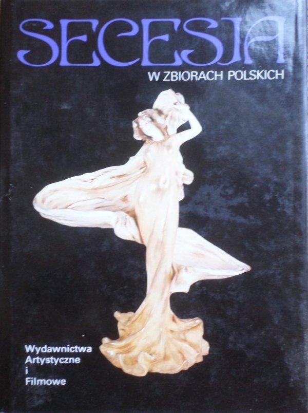 Paweł Banaś • Secesja w zbiorach polskich
