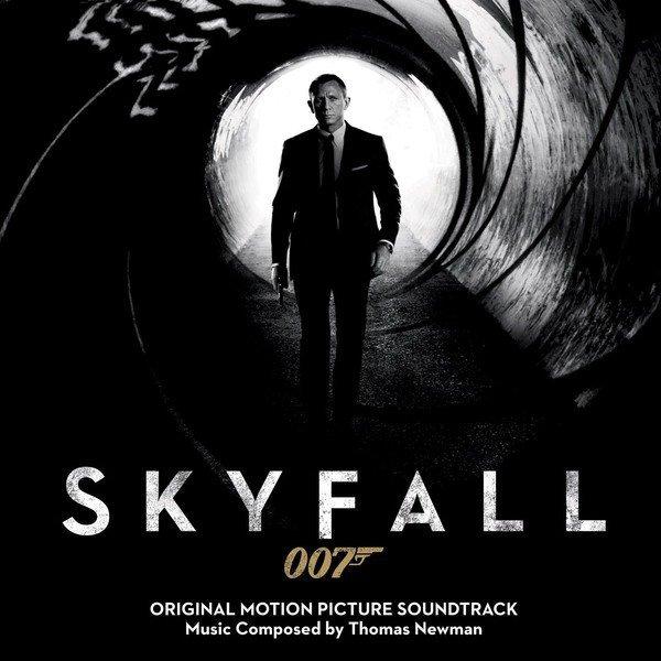 Thomas Newman • Skyfall 007 • CD