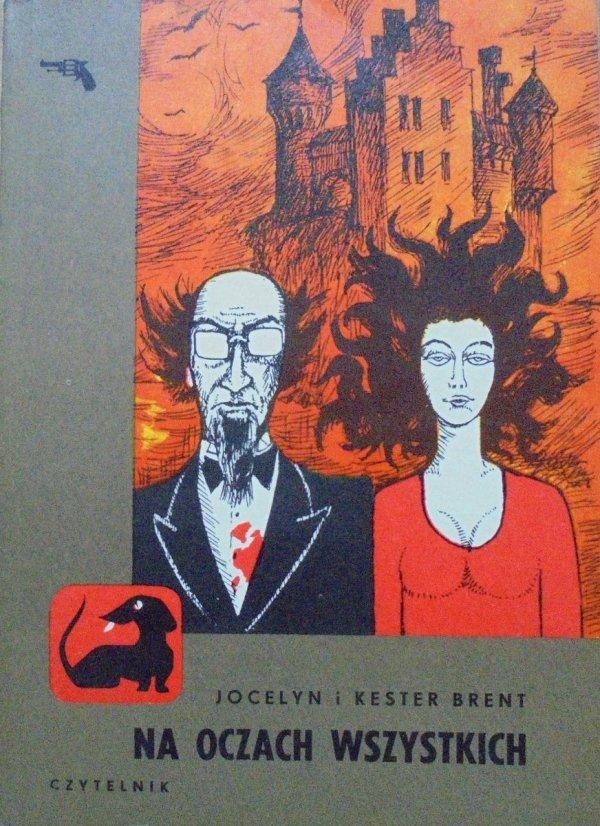 Jocelyn i Kester Brent • Na oczach wszystkich