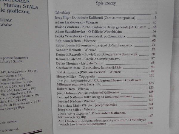 Nagłos 26-28/1997 • Dylan Thomas, Jack Kerouac, Lawrence Ferlinghetti, Gary Snyder, Steve Kowit