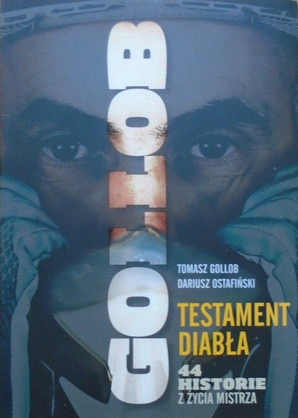 Tomasz Gollob, Dariusz Ostafiński • Testament diabła. 44 historie z życia mistrza