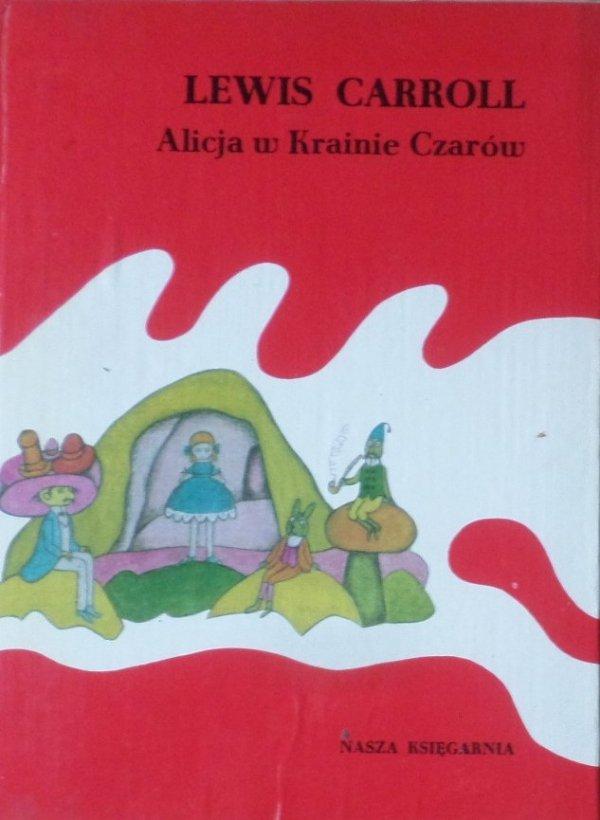 Lewis Carroll • Alicja w krainie czarów [Olga Siemaszko]