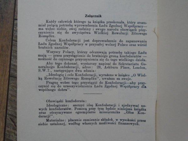 Bogdan Wielkopolski • O wielką rewolucję zdrowego rozsądku