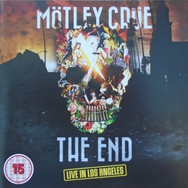 Motley Crue • The End. Live in Los Angeles • CD+DVD