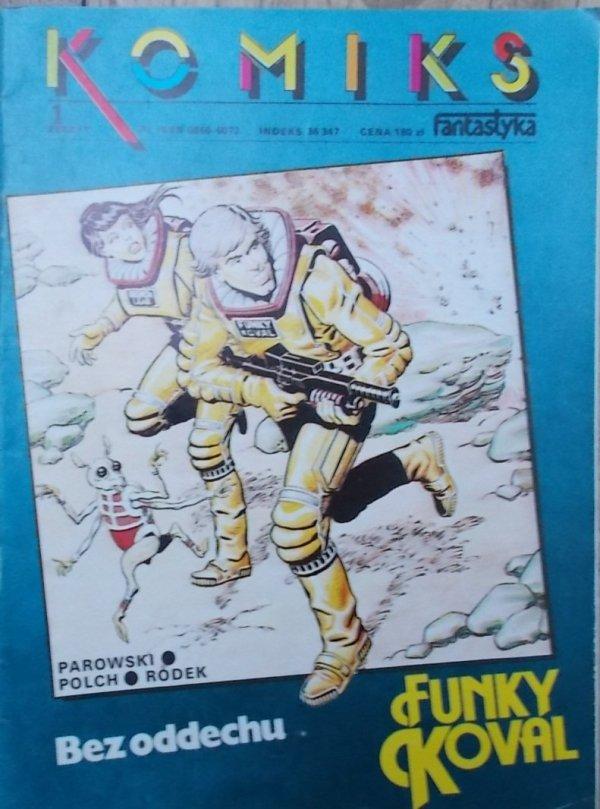 Funky Koval • Bez oddechu
