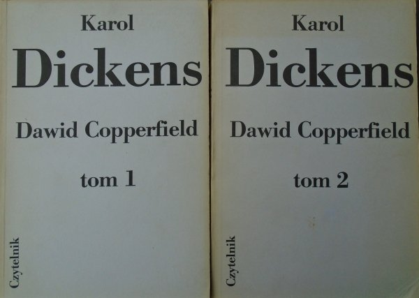 Karol Dickens • Dawid Copperfield
