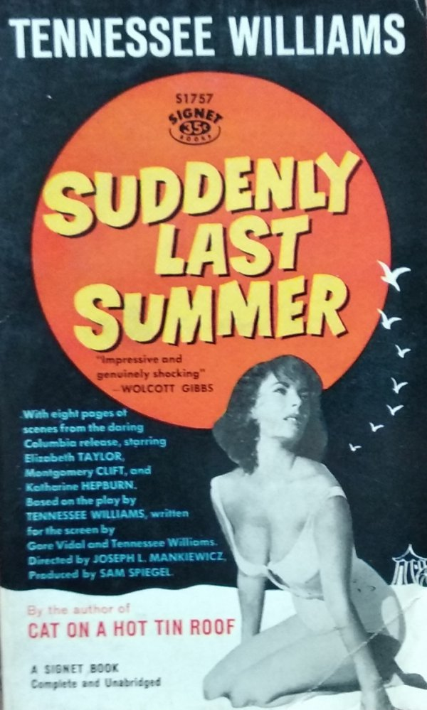 Tennessee Williams • Suddenly Last Summer