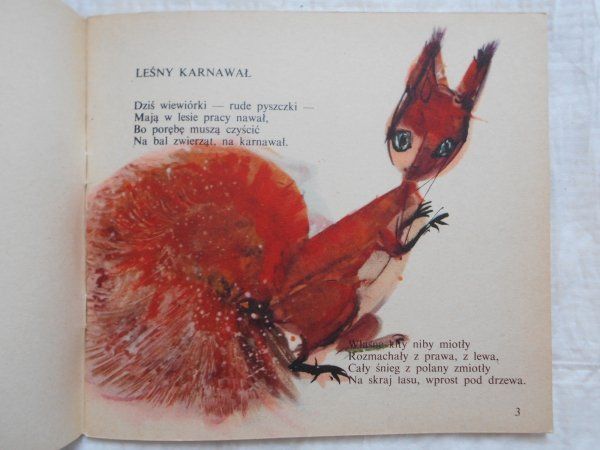 Wanda Grodzieńska • Leśny karnawał