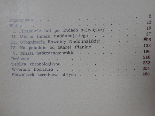Małgorzata Biernacka Lubańska • Śladami Rzymian po Bułgarii