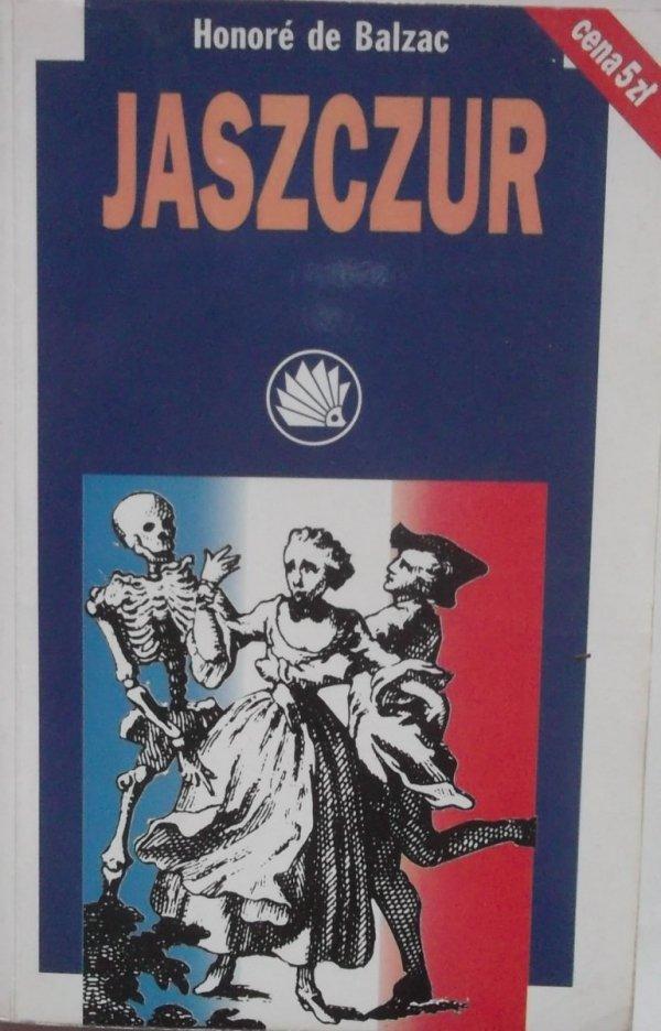 Honore de Balzac • Jaszczur