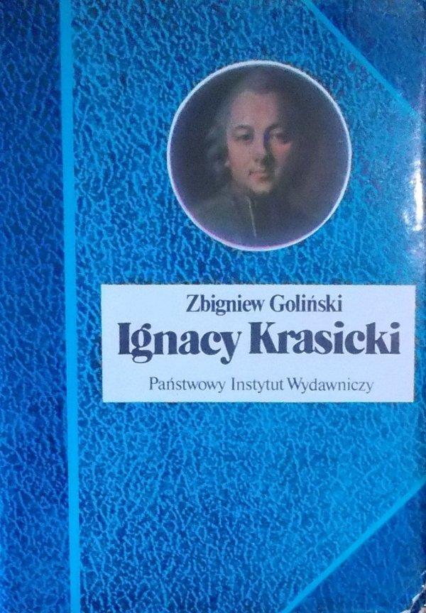 Zbigniew Goliński • Ignacy Krasicki