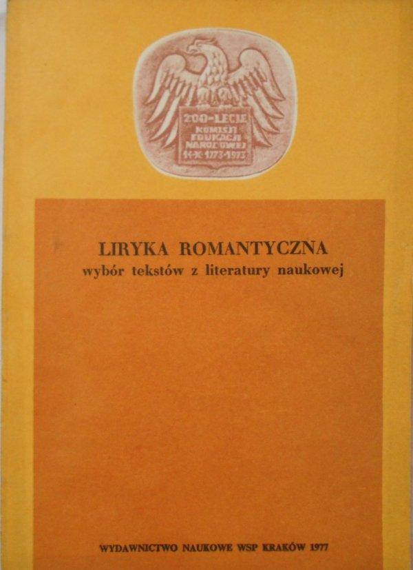 Liryka romantyczna • Mickiewicz, Przyboś, Norwid