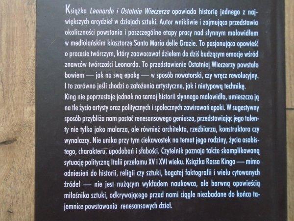 Ross King • Leonardo i Ostatnia Wieczerza