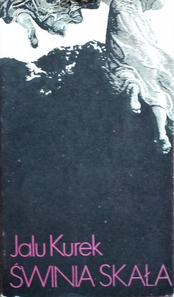Jalu Kurek • Świnia Skała. Mitologia Tatr