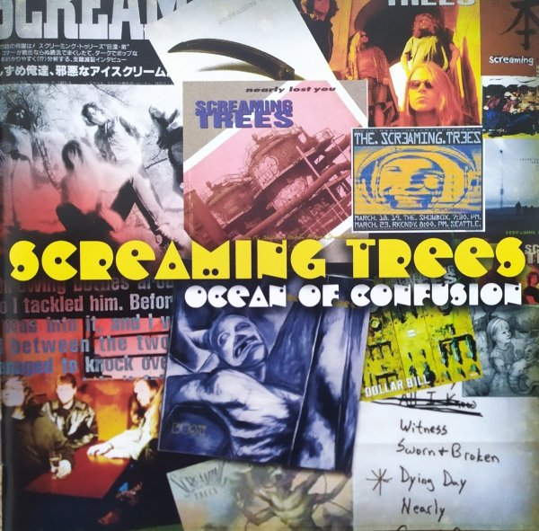 Screaming Trees Ocean of Confusion CD