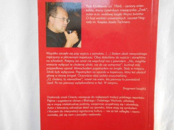 Piotr Kłodowski • Doskonały smak orientu