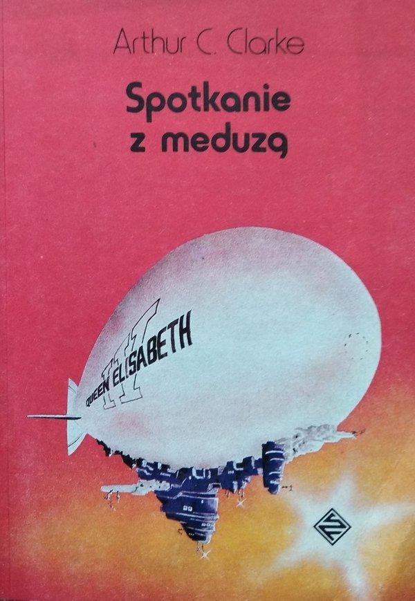 Arthur C. Clarke • Spotkanie z meduzą