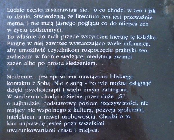 John Daishin Buksbazen • Zapomnieć siebie. Ilustrowany przewodnik po medytacji Zen