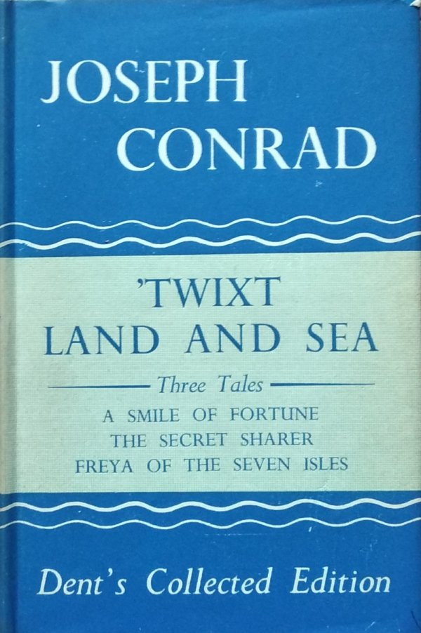 Joseph Conard • Twixt Land and Sea