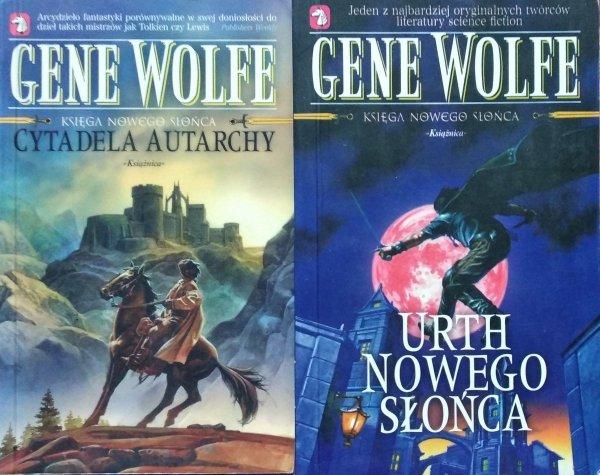 Gene Wolfe • Księga Nowego Słońca [komplet]