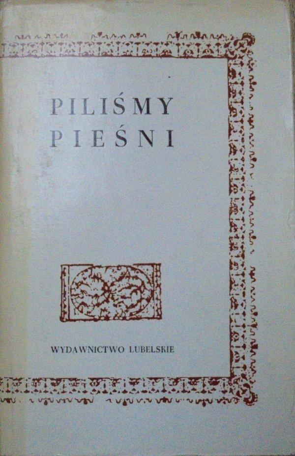 przekład Anatol Stern • Piliśmy pieśni. Przekłady z poezji rosyjskiej [zawiera 'O sztuce tłumaczenia']
