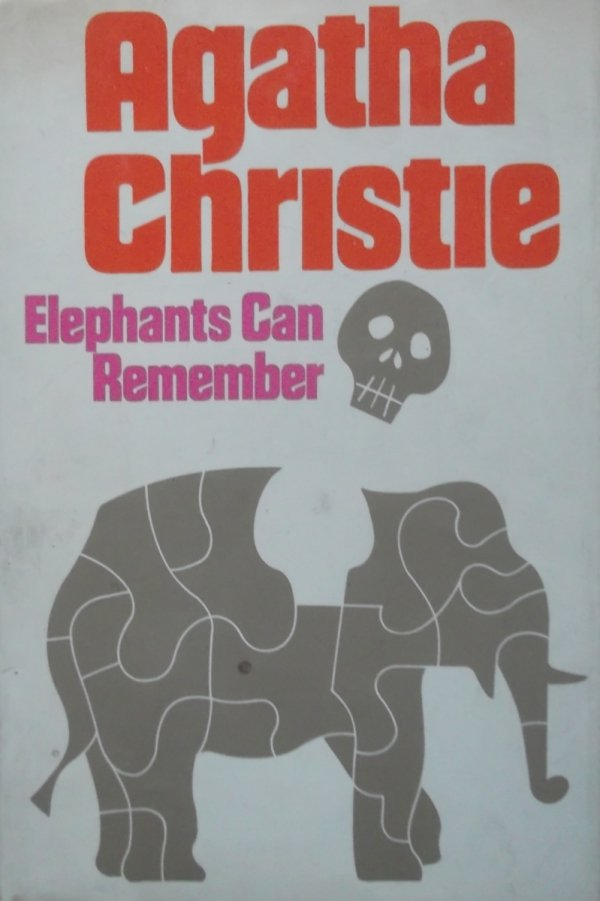 Agatha Christie • Elephants Can Remember