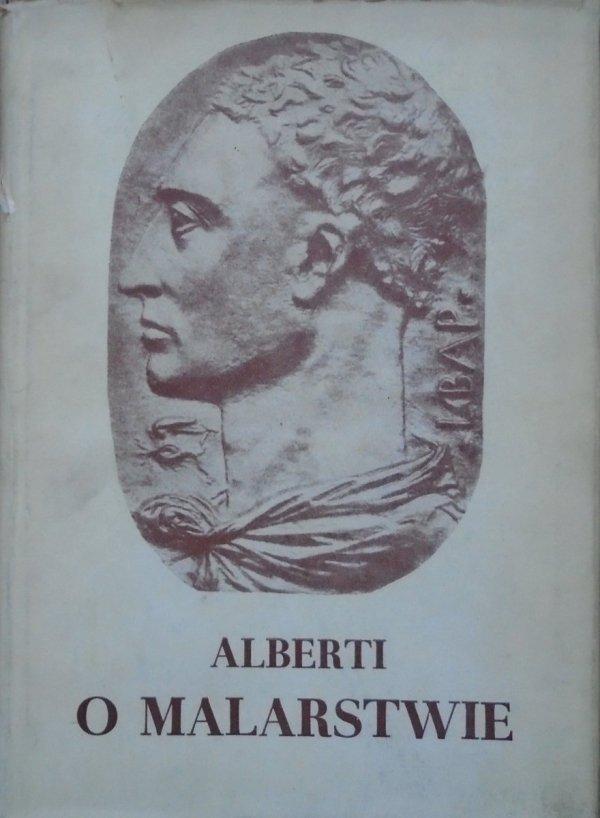 Leone Battista Alberti • O malarstwie