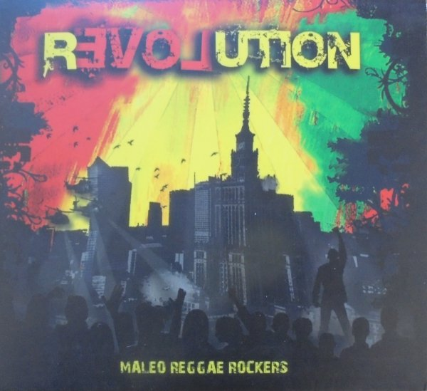 Maleo Reggae Rockers • Revolution • CD