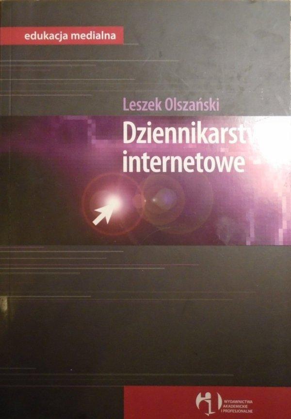Leszek Olszański • Dziennikarstwo internetowe