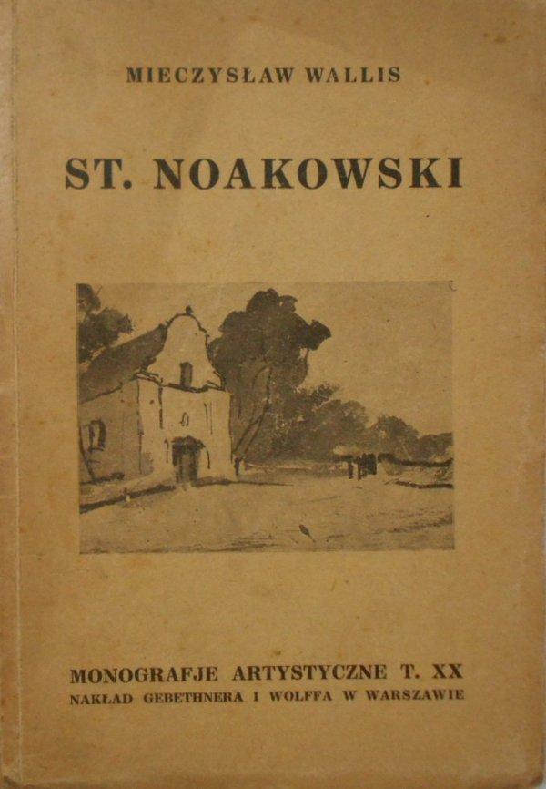 Mieczysław Wallis • St. Noakowski [1928]