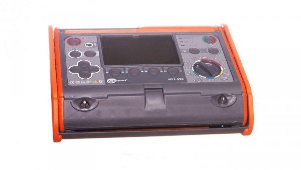 Miernik parametrów instalacji elektrycznych MPI-530 WMPLMPI530