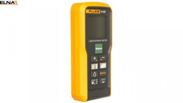 Dalmierz laserowy 80m IP 40 Fluke 419D 4106853