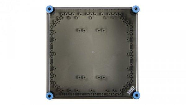 Skrzynka 300x300x170mm IP65 pokrywa przezroczysta Mi 80200 HPL00003