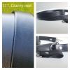 Uchwyty krótkie - Tworzywo, gładkie, nitowane lub oczkowane