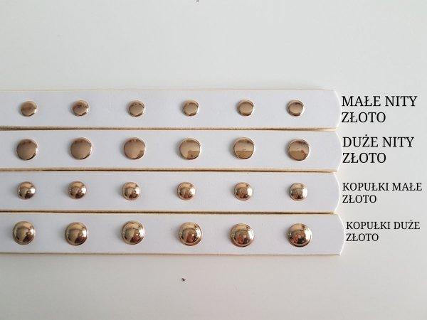 """Pasek bezłezkowy""""HYMOBASKET"""" skóra - max. dł. 115 cm"""