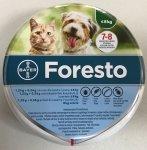 Obroża Foresto dla małych psów i kotów 38cm