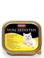 Animonda Von Feinsten Castrated  indyk+żółty ser 100g
