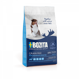 Bozita Adult Grain Free Renifer 3,5kg