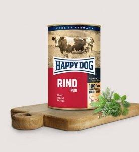 Happy dog puszka Wołowina 800g