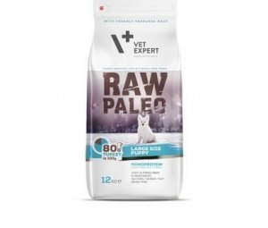VETEXPERT RAW PALEO LARGE SIZE PUPPY 2,5kg