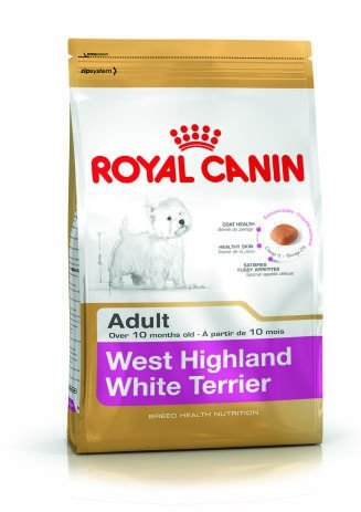Royal Canin West Highland White Terrier Adult 1,5g