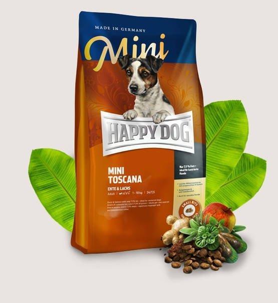 Happy Dog Dog  Mini Toscana 4kg