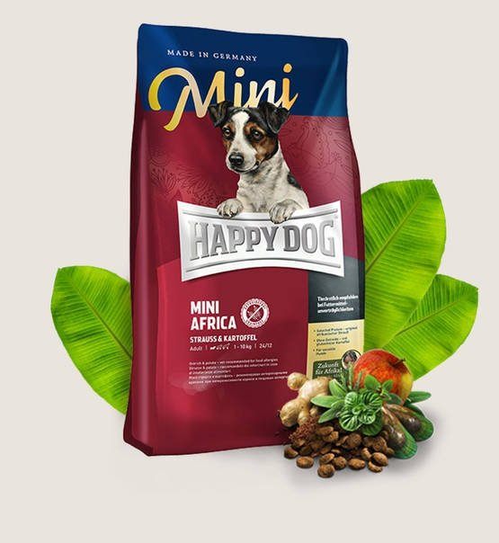 Happy Dog Dog  Mini Africa 1kg