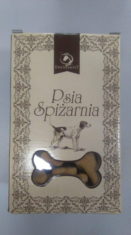 Ciastka Psia Spiżarnia z Mono Mini Jagnięcina 900g