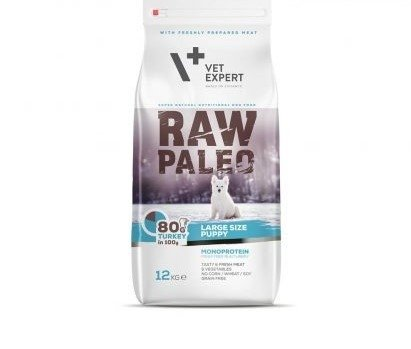 VETEXPERT RAW PALEO LARGE SIZE PUPPY 2,5kg