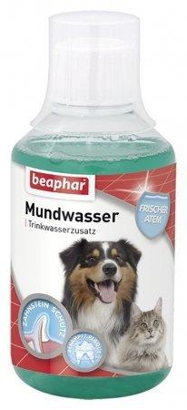 Beaphar Mundwasser płyn do pielęgnacji jamy ustnej i zębów dla psów 250ml