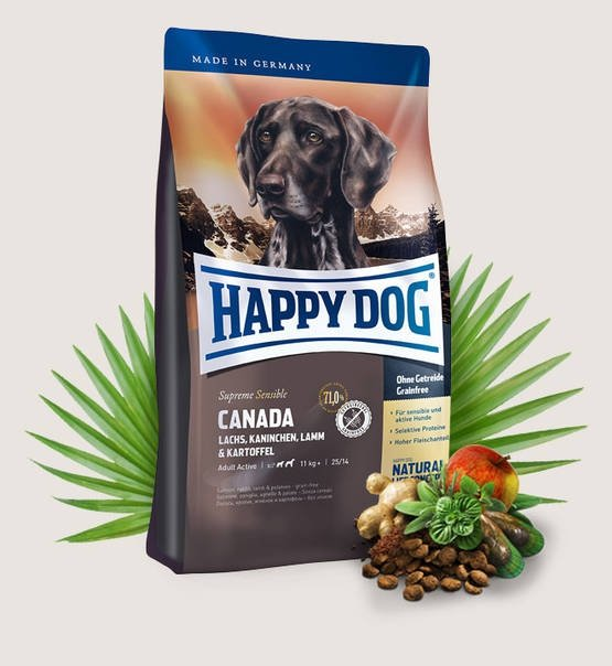 Happy Dog Fit & Well Supreme Canada 12,5kg