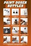 AK Interactive AK 9046 Paint Doser Bottles 30ml