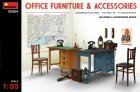 MiniArt 35564 Office Furniture / Accessories 1/35